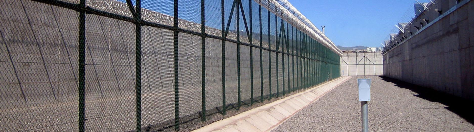 Seguridad en Infraestructuras Penitenciarias
