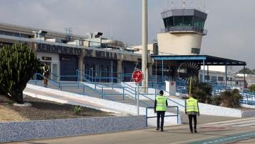 Magal S3 protege el aeropuerto de Melilla