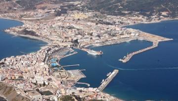 Magal S3 protege el Puerto de Ceuta