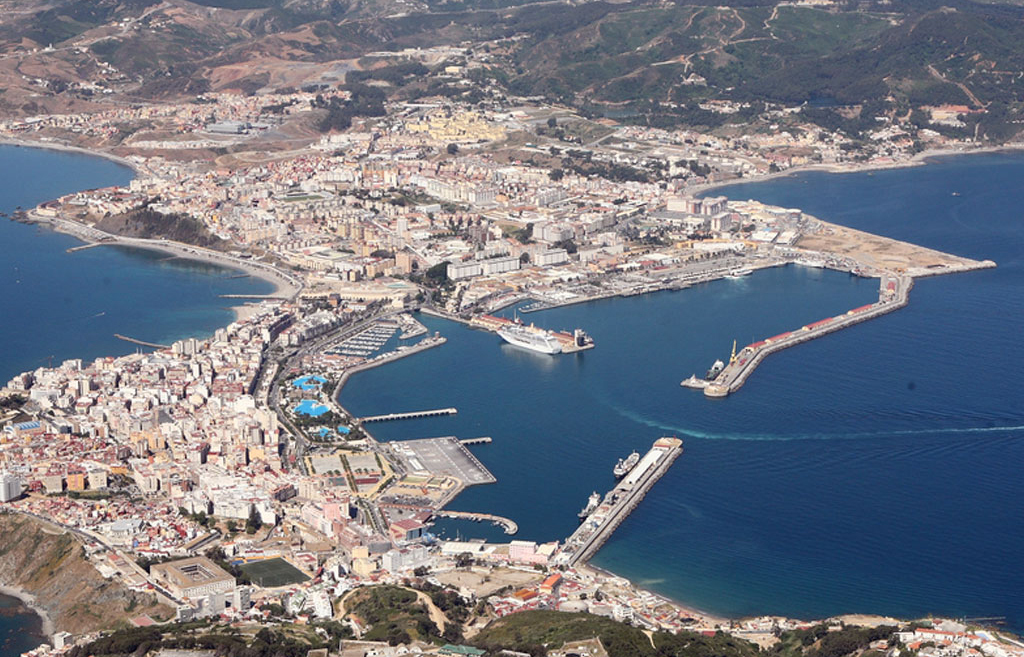 Puerto Ceuta