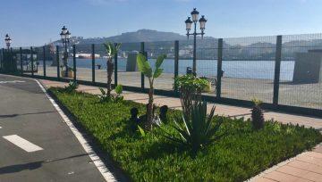 Magal continúa protegiendo el Puerto de Ceuta