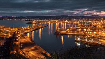 Magal protege el Puerto de Gijón