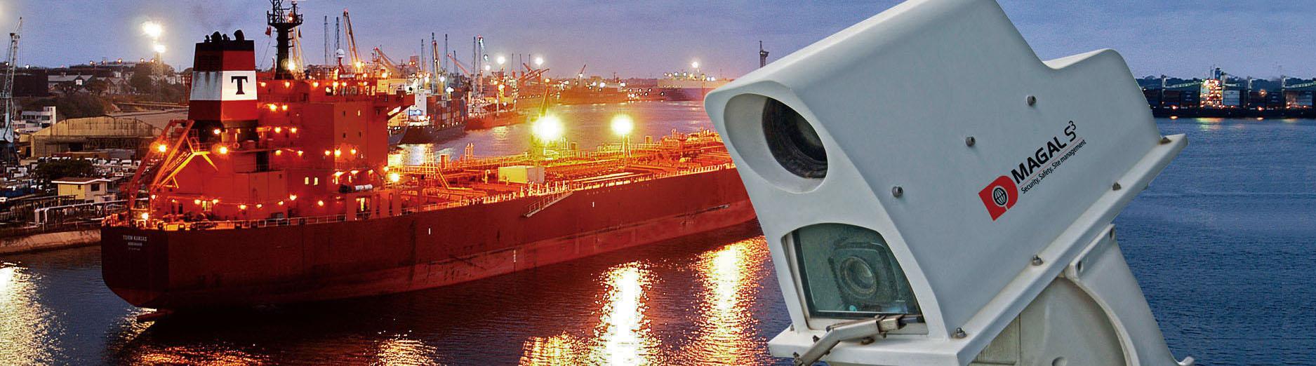 Seguridad en Infraestructuras Portuarias